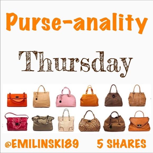 Handbags - Thursday Bags Group